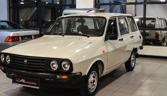 """Foto: Distracție de 5.000 de euro! """"O Dacie din 1991 poate intra în categoria mașinilor de epocă?"""""""