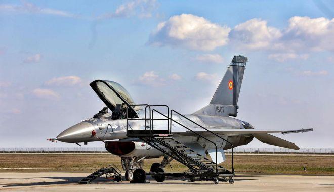 Încă o aeronavă F-16 Fighting Falcon în dotarea Forțelor Aeriene! - avioanefighting1-1617127222.jpg