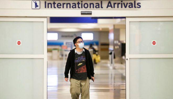 Foto: România SUSPENDĂ TOATE ZBORURILE din și către Italia, din cauza epidemiei de coronavirus