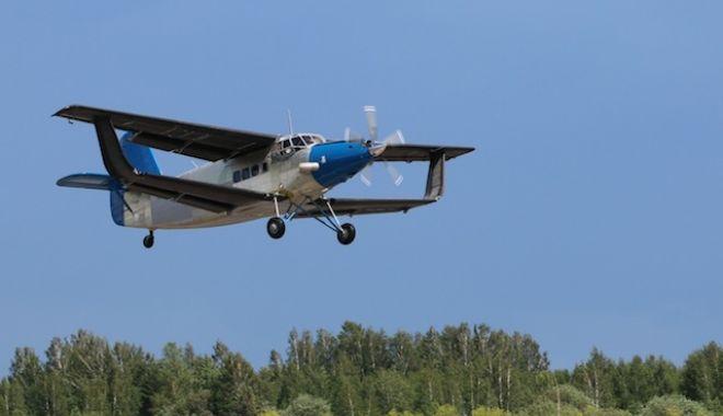 Avion folosit de contrabandişti, capturat la graniţa dintre România şi Moldova - avion-1631601885.jpg