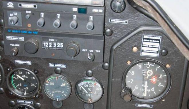 A servit în aviația militară germană, dar zace în hangar. Ar mai avea șanse de decolare? / GALERIE FOT0 - avion6-1540371919.jpg