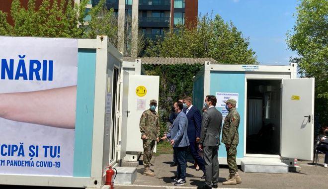 Preşedintele Klaus Iohannis, aşteptat de oficialităţile locale şi judeţene, la Spitalul Militar Constanţa - b4015bf929c147f09f4bf72048f4ecde-1620292595.jpg