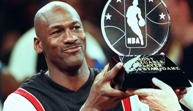 Foto: Michael Jordan, cel mai bun din toate timpurile!