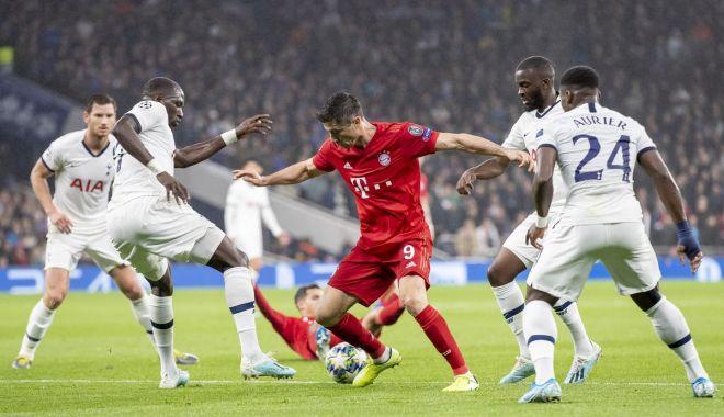 Foto: Bayern Munchen s-a calificat mathematic în optimile Ligii Campionilor