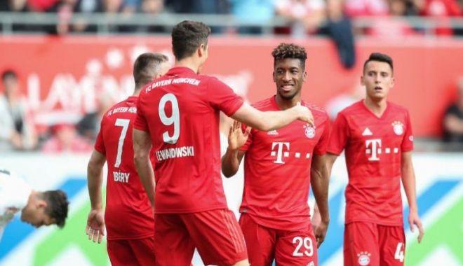 Foto: Bayern Munchen este campioana Germaniei