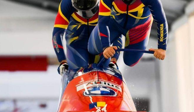 Sporturi de iarnă / Trei medalii de aur european pentru România, la bob - bobmedalii-1613924685.jpg