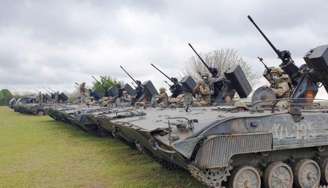 """Militarii de la Brigada 9 Mecanizată """"Mărășești"""" au participat la Swift Response 21 - brigadaexercitiu1-1621537023.jpg"""