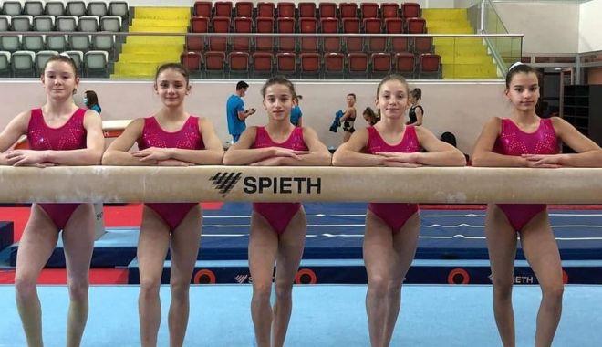 Campionatele Naţionale de gimnastică, la Sala Sporturilor din Constanţa - campionatele-1623335864.jpg