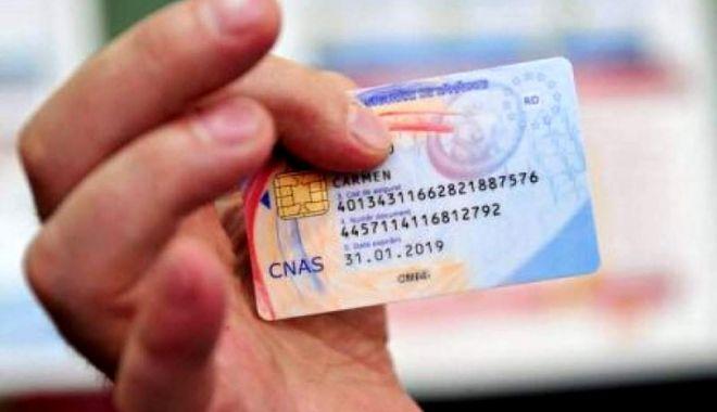 Asigurații fără card de sănătate emis au dreptul la servicii medicale din pachetul de bază - cardsanatate1-1632399985.jpg