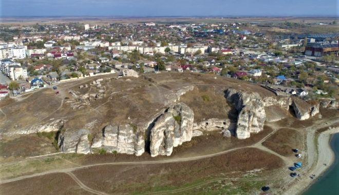 Monumentele arheologice antice de la Hârşova vor fi repuse în valoare - carsium1-1607107145.jpg