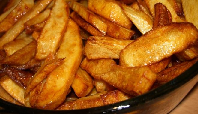 Cum trebuie preparați cartofii prăjiți pentru reducerea riscului de cancer - cartofiprajiti-1485350839.jpg