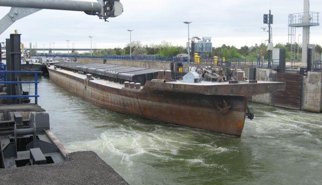 Cerealele propulsează traficul de mărfuri pe canalele navigabile spre un nou record - cerealelepropulseazatraficul-1570481902.jpg