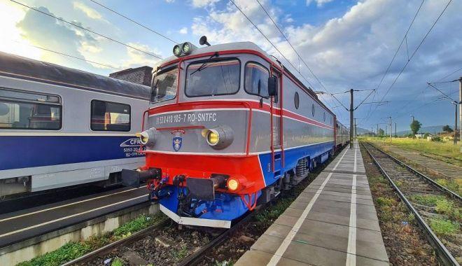 Foto: CFR Călători va reintroduce în circulație trenurile de navetă destinate elevilor