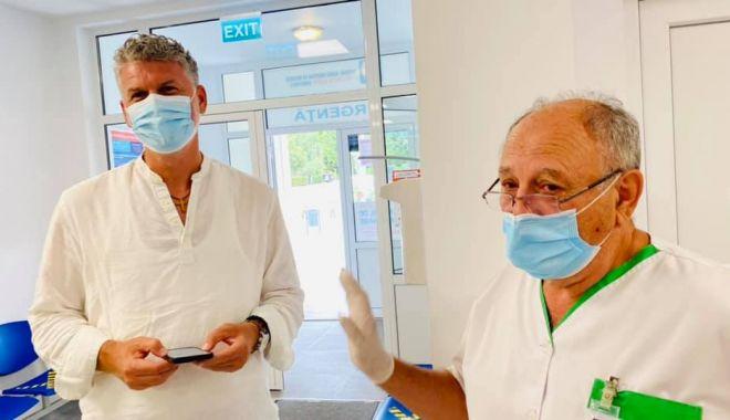Centrul Multifuncţional de Sănătate din Năvodari va fi modernizat - chelaru1-1625588088.jpg