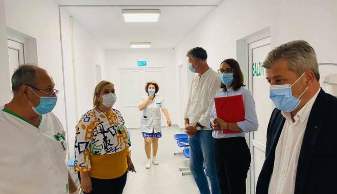 Centrul Multifuncţional de Sănătate din Năvodari va fi modernizat - chelaru2-1625588104.jpg