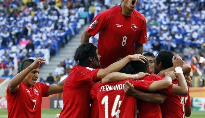 FOTBAL / Chile a învins Croația și va juca finala turneului China Cup - chile-1484151277.jpg