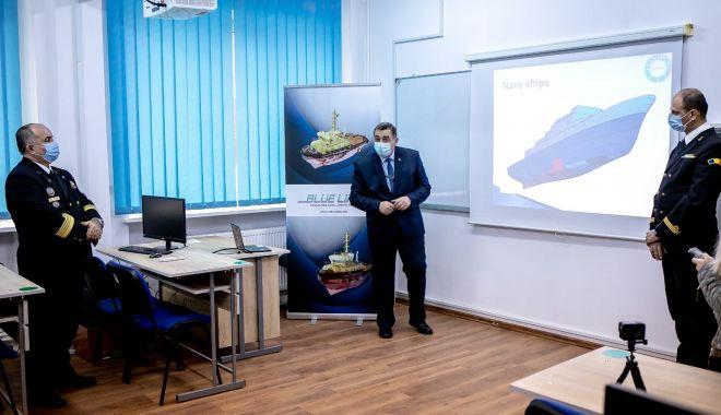 """Cinci laboratoare noi şi moderne, la Academia Navală """"Mircea cel Bătrân"""" - cincilaboratoareprintmoderne-1605454345.jpg"""
