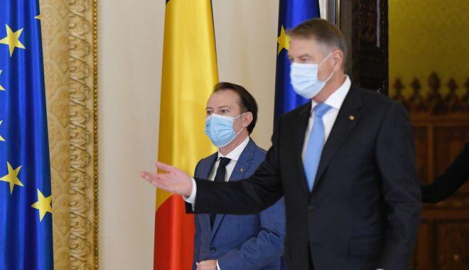 """Guvernul adoptă proiectul """"România Educată"""". Klaus Iohannis va conduce ședința de la Palatul Victoria - citu-1626243909.jpg"""