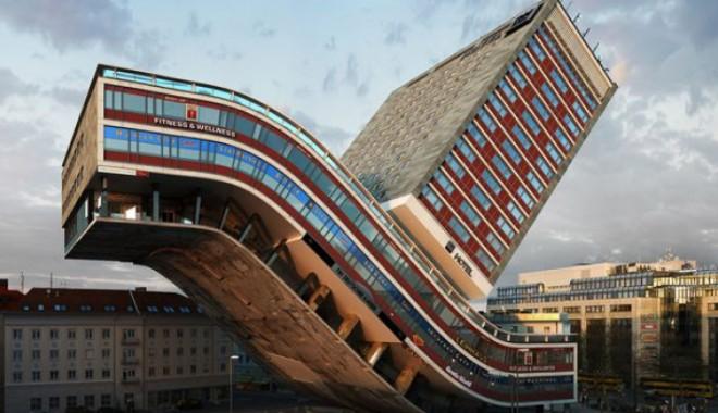 Foto: VIDEO. Cele mai ciudate clădiri, proiectate de un arhitect spaniol