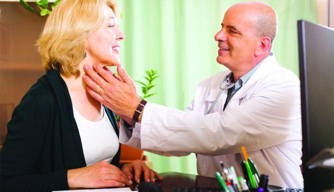 Aveţi probleme cu glanda tiroidă? Faceți o puncţie!
