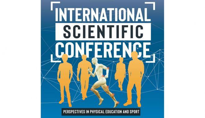 Conferinţă Ştiinţifică Internaţională, la Facultatea de Educaţie Fizică şi Sport Constanţa - conferinta2-1621000126.jpg