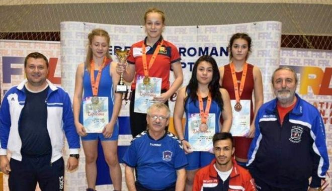 Foto: Constanța găzduiește Campionatul individual de lupte cu aptitudini specifice