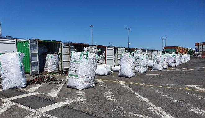 Stop importului de deșeuri! Alte containere pline cu gunoaie, oprite la graniță! - containeredeseuri5-1620669446.jpg