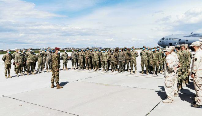 Al doilea contingent de militari români s-a întors acasă, din Afganistan - contingentafganistan2-1621866545.jpg