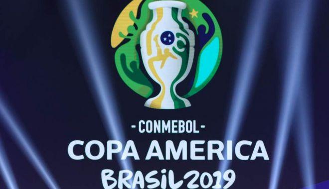 Foto: Fotbal: Copa America - Brazilieni, argentinieni, chilieni, un uruguayan și un paraguayan, în echipa ideală a competiției