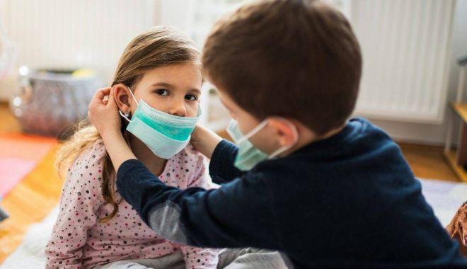 Testele COVID-19 de salivă, aprobate în școli - copiimasca-1633777982.jpg