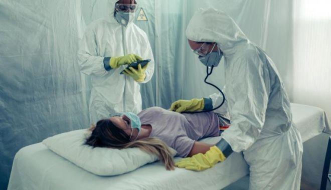 Foto: COVID-19. 333 de cazuri noi de îmbolnăvire, în țară. 151 de persoane infectate, la Constanța