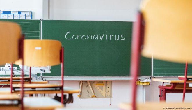 Coronavirus în şcolile din judeţul Constanţa. Nouă unităţi de învăţământ trec în scenariul roşu - coronavirusscoala33-1602516334.jpg