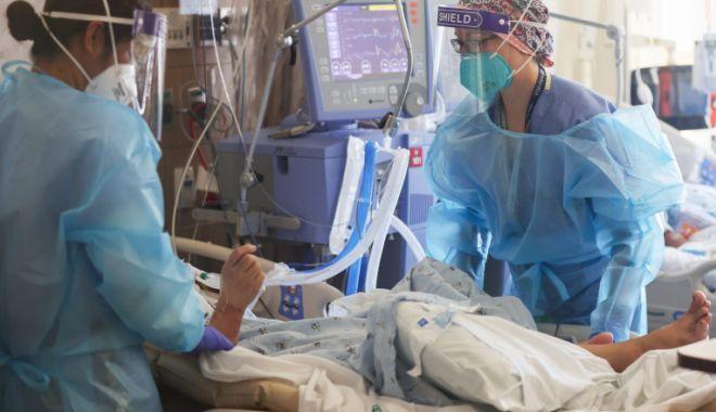 Worldometers: România - locul 3 în lume la decese COVID și locul 5 la infectări - covid-1634109990.jpg