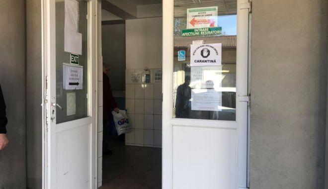 Foto: COVID-19. 13 persoane în carantină și 585 izolați la domiciliu, în județul Constanța