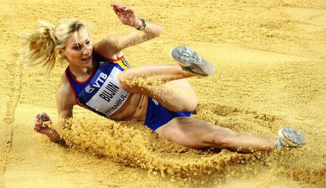 """Foto: Cristina Bujin, o atletă de excepție. """"Nu mă gândesc la retragere!"""""""