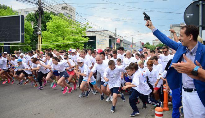 Foto: Duminică, marea cursă! Constănțenii, invitați la Crosul Ziua Olimpică