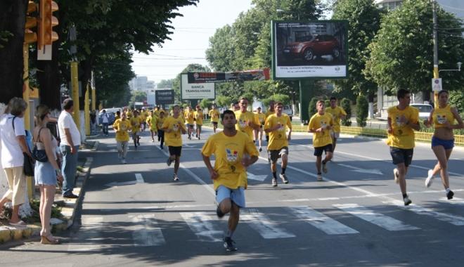 Foto: Sute de alergători, așteptați la Crosul