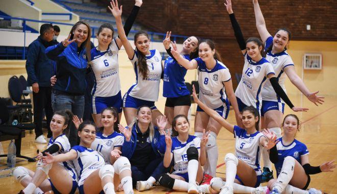 CS Medgidia, calificată în semifinalele Campionatului Naţional de volei - cadete - csmedgidia-1618842342.jpg