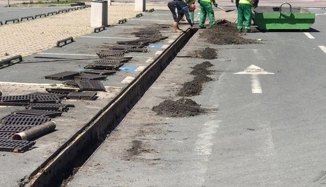 Curăţenie în Constanţa, după ploile din ultimele zile - curatenie-1623867551.jpg