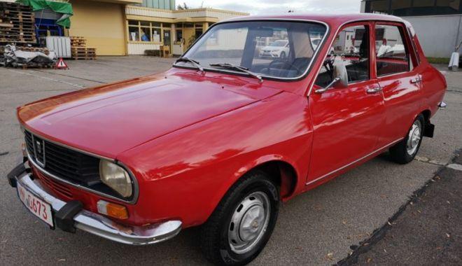 Foto: GALERIE FOTO / Dacia 1300 din 1979, la 3.500 euro. Să fie un preț bun?