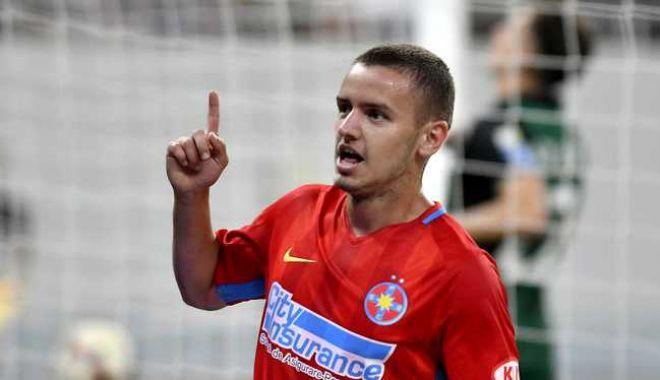 Foto: Cu ce echipă a semnat Romario Benzar!