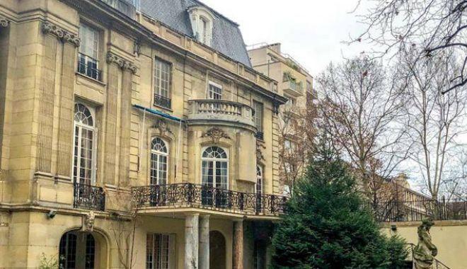 Foto: Șapte cazuri de coronavirus la Ambasada României la Paris