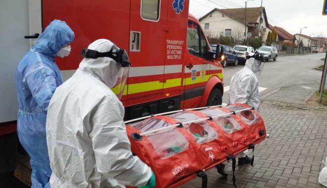 Foto: Coronavirus / Cel mai recent bilanț: 114 morți