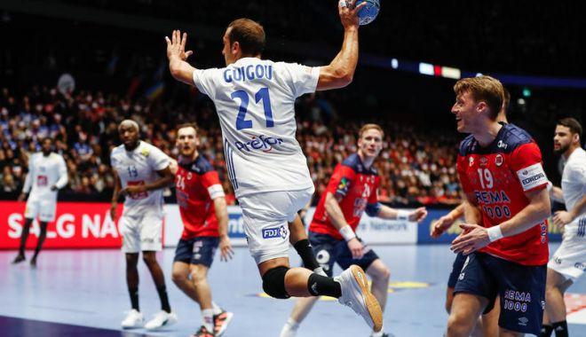 Foto: Surpriză uriașă la Europeanul de handbal masculin! Franța merge acasă