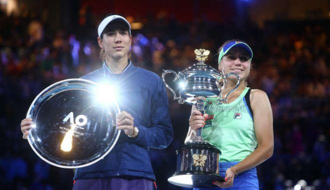 Foto: Câștigătoare surpriză la Australian Open! Până acum nu mai depășise optimile la turneele de Mare Șlem!