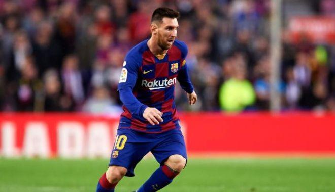 "Foto: Un nou record pentru Messi: al 43-lea ""El Clasico""!"