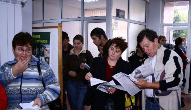 Foto: Noi locuri de muncă pentru șomeri prin rețeaua EURES