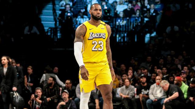 Foto: Meciuri fără spectatori în NBA? LeBron James amenință cu neprezentarea