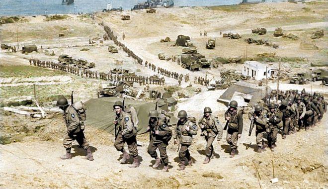 """S-au împlinit 77 de ani de la """"Debarcarea în Normandia"""" - debarcare-1622990734.jpg"""
