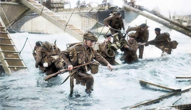 """S-au împlinit 77 de ani de la """"Debarcarea în Normandia"""" - debarcare2-1622990773.jpg"""